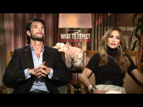 Jennifer Lopez and Rodrigo Santoro HD