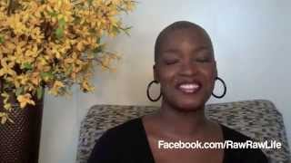 Juicing & Weight Loss - Wait for Results | Carla Douglin, Raw Raw Life