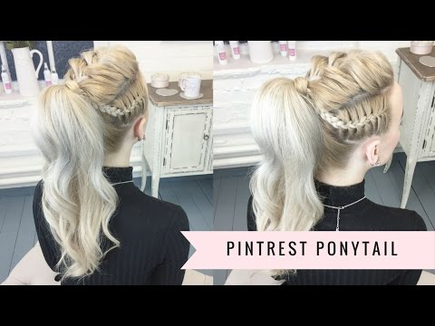 Pintrest Ponytail By SweetHearts Hair