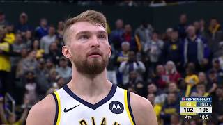 Indiana Pacers vs Los Angeles Lakers | December 17, 2019