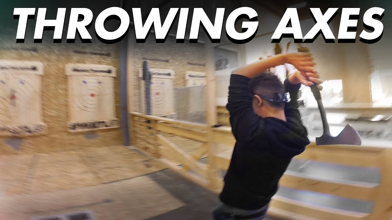 bad axe throwing in