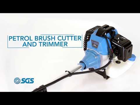 SGS 52cc Petrol Trimmer & Brushcutter