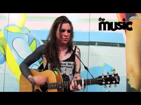 Against Me! - Two Coffins [theMusic Sessions]