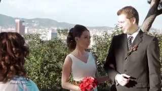 Свадьба в Испании -  церемония в Барселоне, организатор Princess Spain