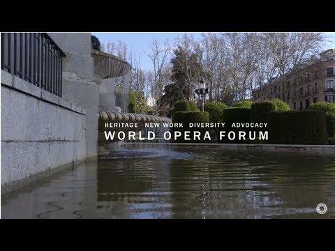WORLD OPERA FORUM - Global Answers to Opera's Future