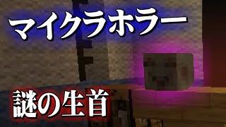 【マインクラフト】過去最大級の叫び!謎の生首!【ホラー】 thumbnail