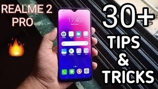 Realme 2 Pro Tips & Tricks - 30+ Features & Hidden Features [ColorOs 5.2]