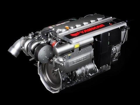 YANMAR INBOARD ENGINES - ALESTA MARINE PARASAILING BOATS
