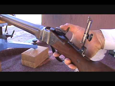 1874 Shiloh-Sharps 45-70 LONG RANGE EXPRESS