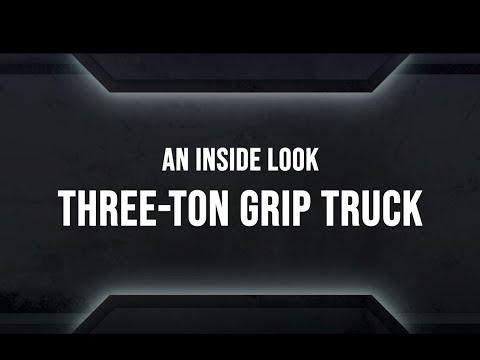 Hammer Lighting & Grip - 3 Ton Grip Truck Package