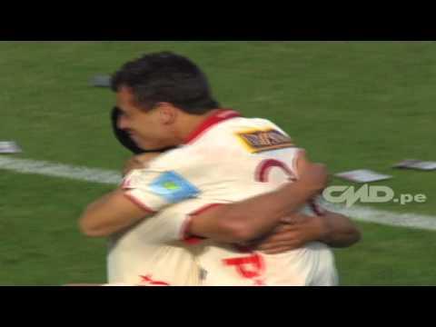 Mira el increíble gol de Diego Guastavino ante Real Garcilaso