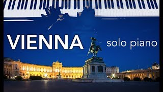 Vienna - original composition for solo piano by Dirk Ettelt
