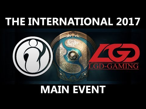 🔴 [DOTA 2 LIVE] Team Liquid vs VP, The International 2017, VP vs Team Liquid