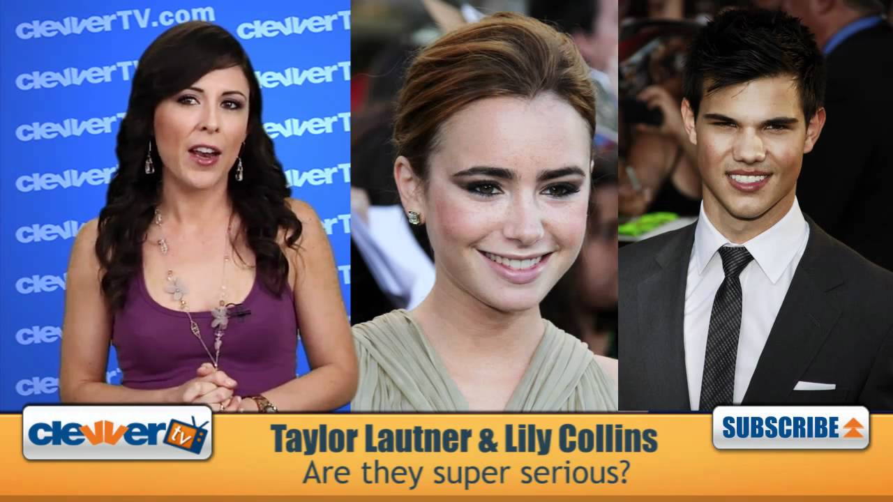 taylor lautner and lily collins dating 2011