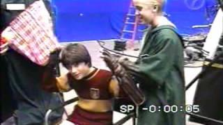 Interview - Daniel Radcliffe & Tom Felton - Behind The Scenes (Chamber of Secrets)