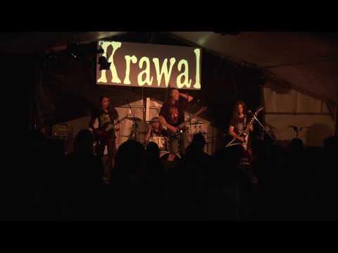 KRAWAL 2017 - Black Reaper (thrash metal) (Nova Gorica)