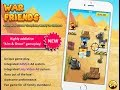 War Friends, addictive aim & shoot game template for Unity3d