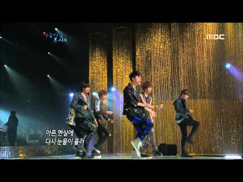 EXO-K - MAMA, 엑소케이 - 마마, Beautiful Concert 20120522