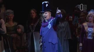Батин   Призраки Рождества   Пермский театр оперы и балета