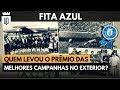 Fita Azul: o prêmio importante de Corinthians, Santos, Portuguesa e mais | MEMÓRIA UD