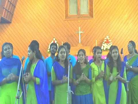 Calvary Lutheran church Peroorkada choir 2018