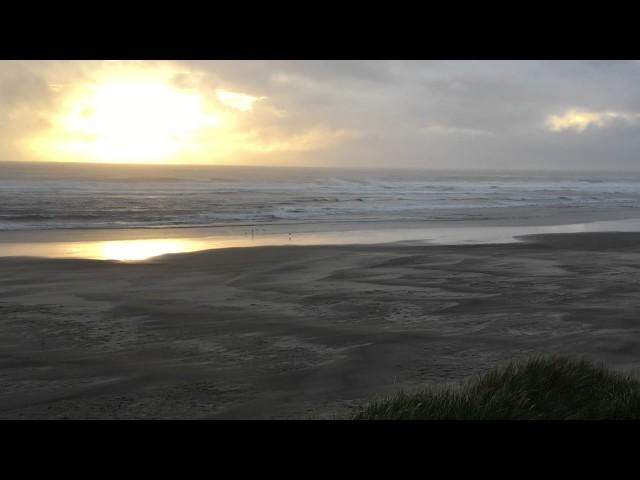 Wakonda Beach Sunset (Left)