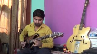Tu Pyaar Hai kisi Aur Ka on Guitar by Amit