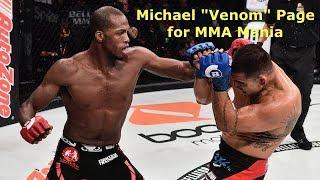 Michael Venom Page on Caveman Rickels, Semtex Daley, Boxing & More
