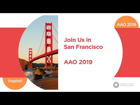 AAO 2019 - American Academy of Ophthalmology