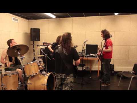 Alestorm - Rehearsal July 2011 - Captain Morgan's Revenge / Keelhauled