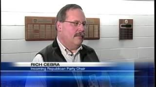 Rich Cebra chosen as head of Maine GOP
