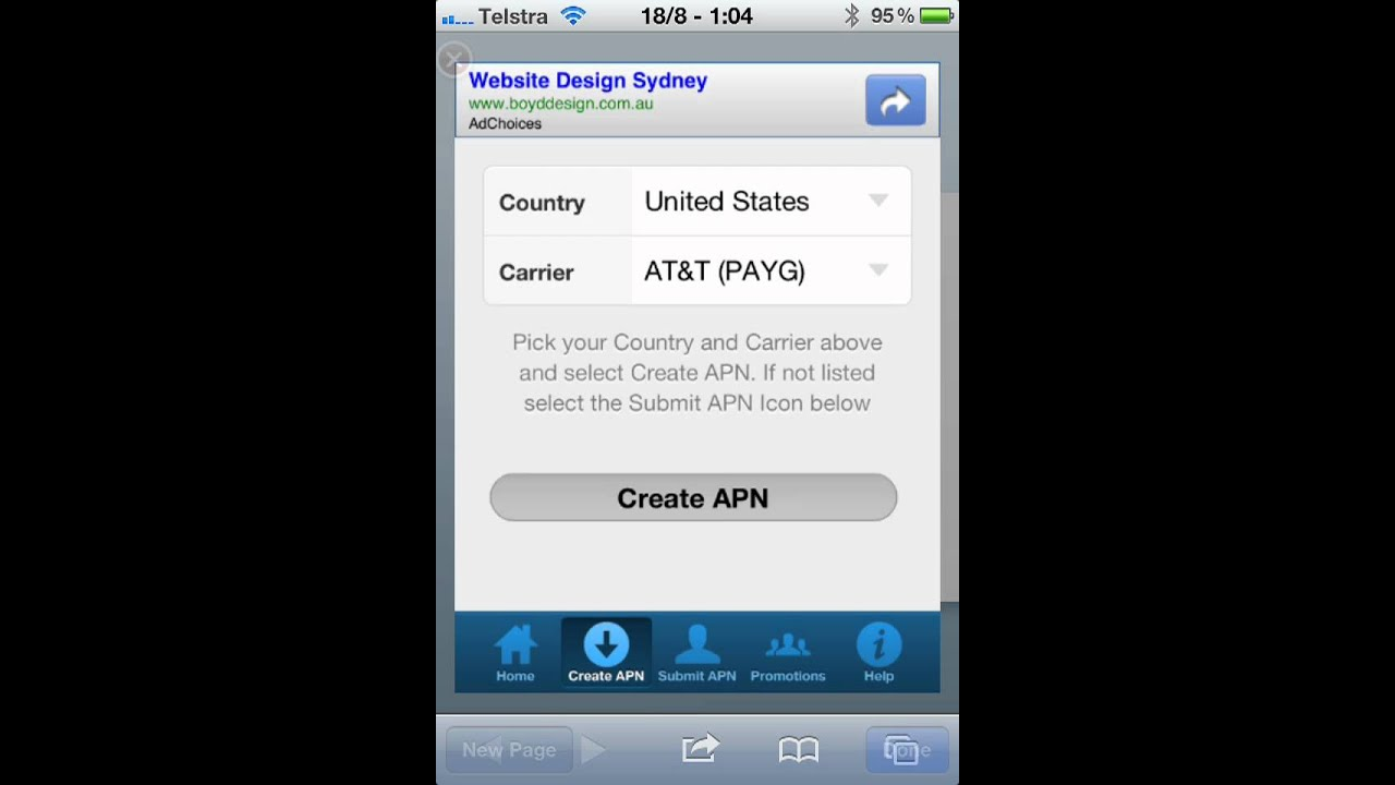 apn settings iphone changing apn settings on iphone amp 6367