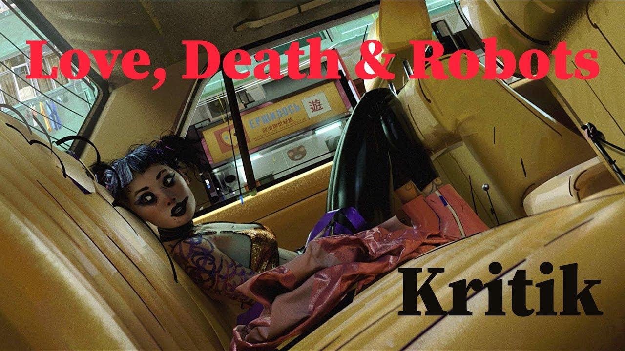 Love Death Robots Kritik