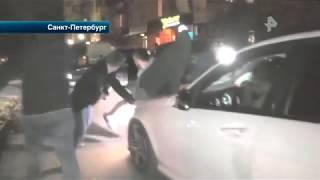 В Петербурге автохам попал в аварию желая отомстить общественникам