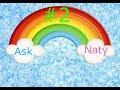 Новые вопросы #AskNaty #2