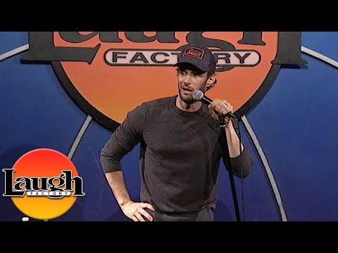 Josh Wolf - The Sex Talk (Stand up Comedy)
