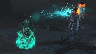 Path of Exile: Ghostflame Flame Totem