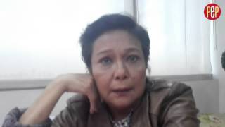 """Nora Aunor shares a secret: """"First time na magiging kaeksena ko ang mga bata... kinakabahan ako."""""""