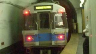 Bowdoin Station - MBTA Blue Line