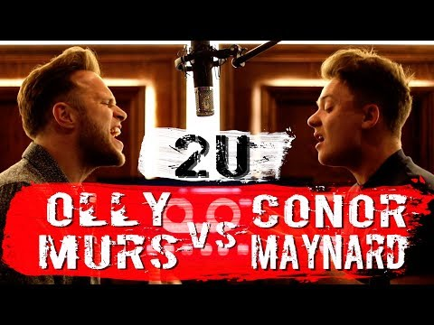 David Guetta ft Justin Bieber - 2U SING OFF vs Olly Murs