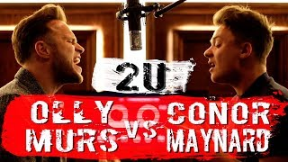 Download David Guetta ft Justin Bieber - 2U (SING OFF vs. Olly Murs) Mp3 and Videos