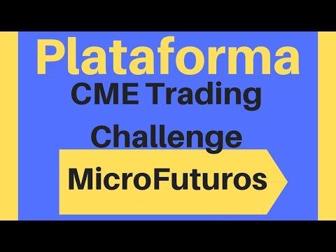 Plataforma CME Trading Challenge