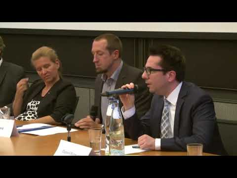 Podiumsdiskussion: Wo beginnt israelbezogener Antisemitismus - Hannover, 15.09.2016