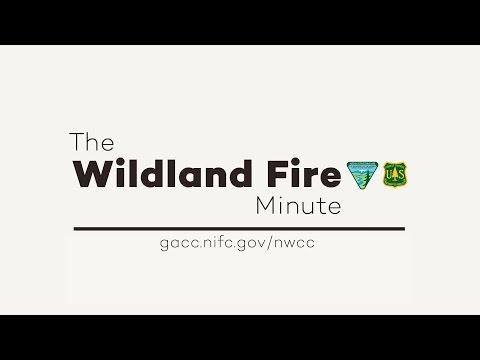Wildland Fire Minute -- September 19, 2016