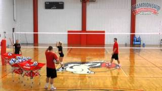 Develop a Key Skill for Any Setter: Patience! - Volleyball 2015 #19
