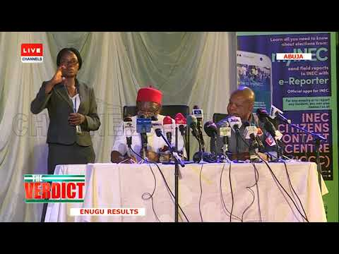 Pres'l Election Results: Atiku Wins Enugu State