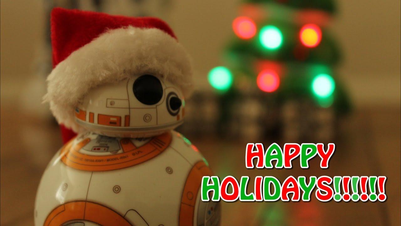 A BB-8 Christmas Short - YouTube