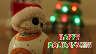 A BB-8 Christmas Short