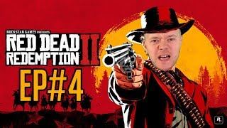 RED DEAD Redemption 2 LIVE Gameplay Ep 4