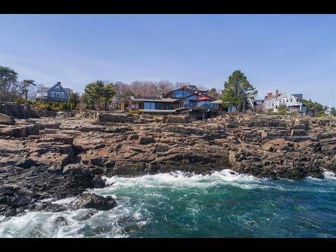 Captivating Masterpiece in Cape Neddick, Maine | Sotheby's International Realty